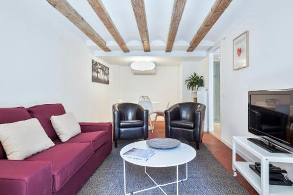 Inside Barcelona Apartments Esparteria - фото 12