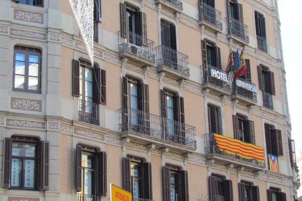 Barcelona City Hotel - фото 23