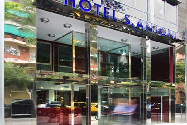 SM Hotel Sant Antoni - фото 13