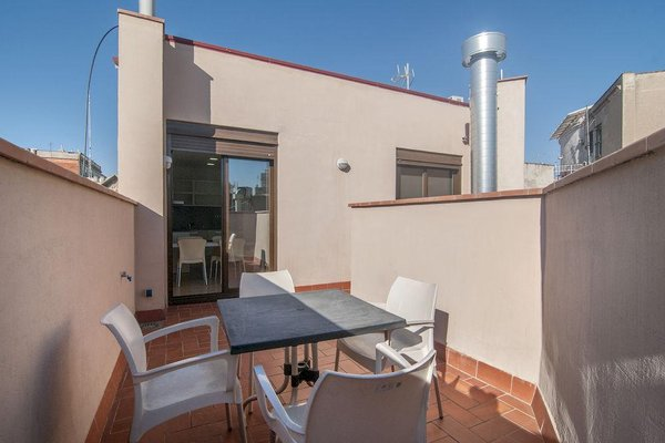 Tamarit Apartments - фото 23