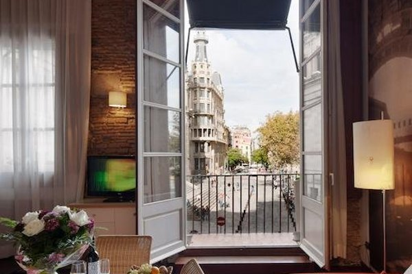 Boutique Apartments Barcelona Lcl - фото 19