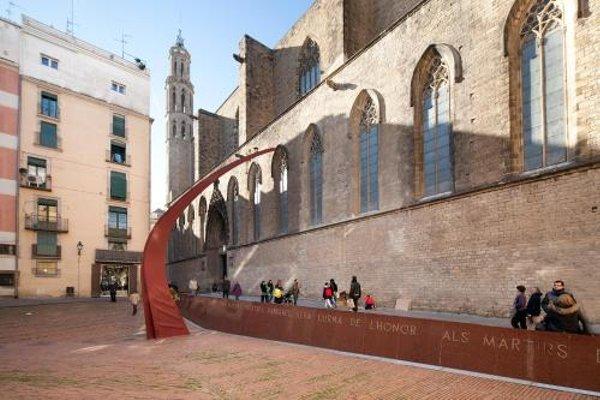 Inside Barcelona Apartments Vidreria - фото 23