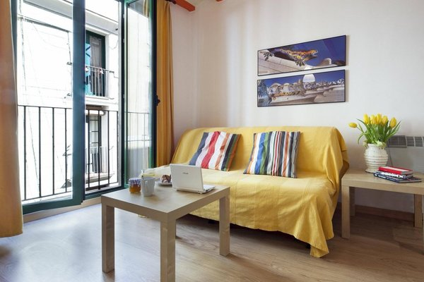 Inside Barcelona Apartments Vidreria - фото 7