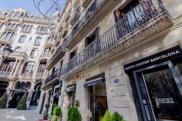 Suites Center Barcelona - фото 50