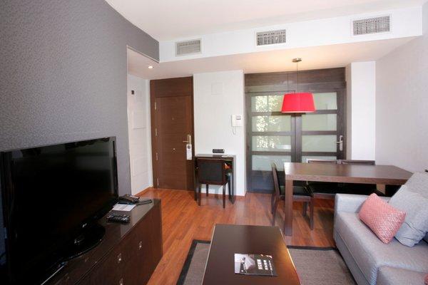 Suites Center Barcelona - фото 10