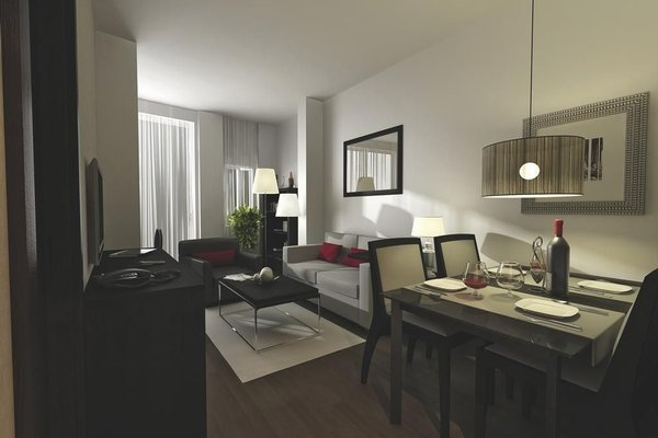 Suites Center Barcelona - фото 11