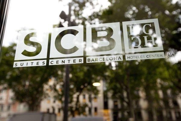 Suites Center Barcelona - фото 22