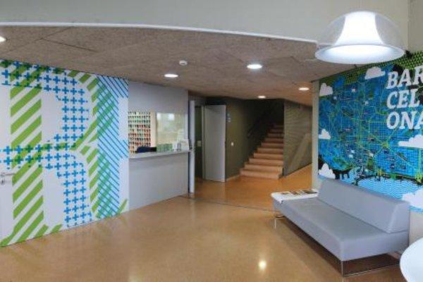 Residencia Universitaria Torre Girona - фото 14