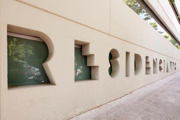 Residencia Universitaria Torre Girona - фото 23
