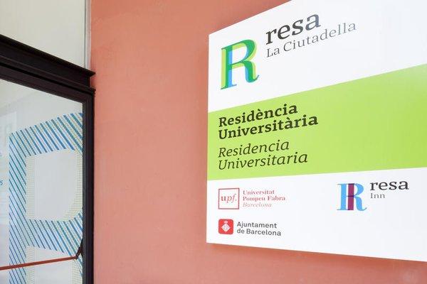 Residencia Universitaria La Ciutadella - фото 22