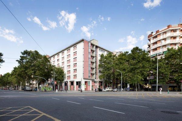 Residencia Universitaria La Ciutadella - фото 23