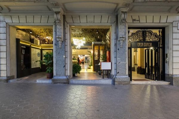 Casa Gracia Barcelona Hostel - фото 8