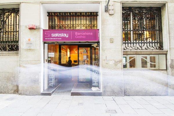 Safestay Barcelona Gothic - 16