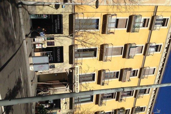 Hostal Plaza Goya BCN - фото 17