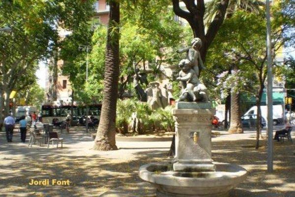 Hostal Plaza Goya BCN - фото 19
