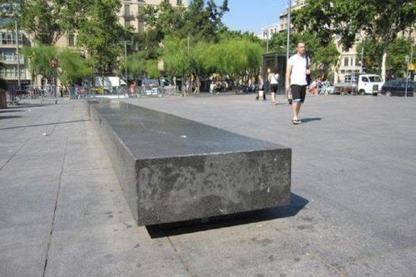 Hostal Plaza Goya BCN - фото 22