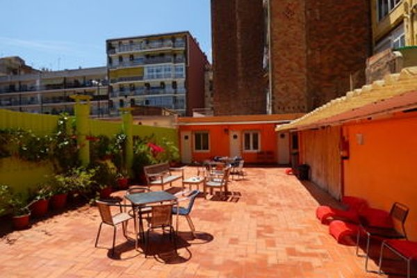 Хостел Paraiso Barcelona - фото 20