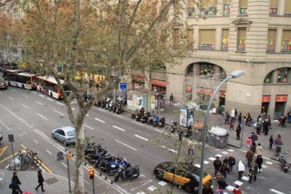 Хостел Paraiso Barcelona - фото 21