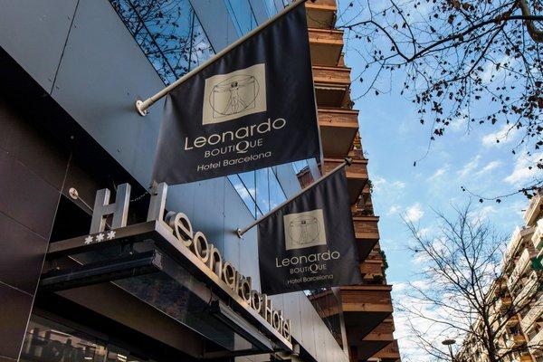 Leonardo Boutique Hotel Barcelona Sagrada Familia - фото 13