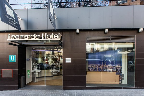 Leonardo Boutique Hotel Barcelona Sagrada Familia - фото 19