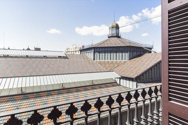 Inside Barcelona Apartments Mercat - фото 22