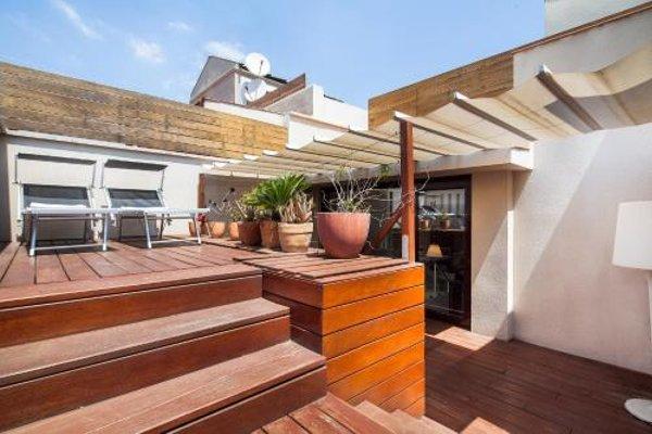 Inside Barcelona Apartments Mercat - фото 23