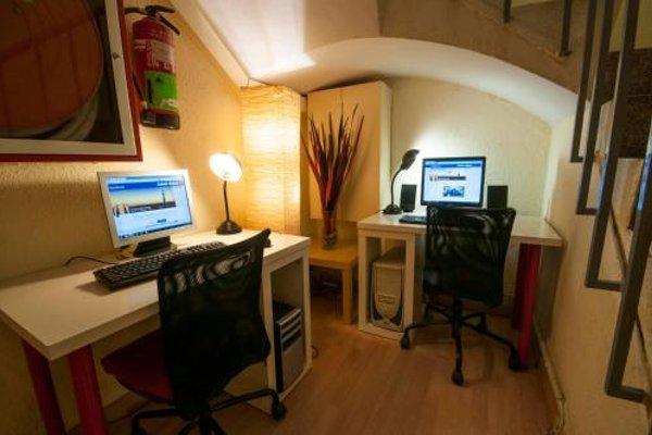 Хостел Albergue Studio - фото 6