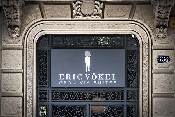 Eric Vоkel Boutique Apartments Gran Via Suites - фото 18