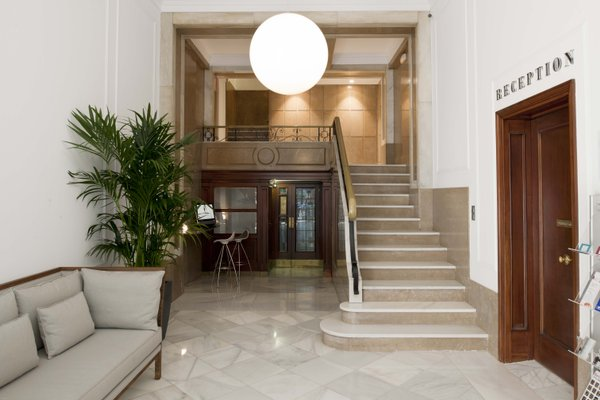 Eric Vоkel Boutique Apartments Gran Via Suites - фото 19