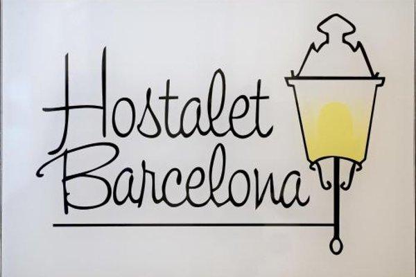 Hostalet de Barcelona - фото 18
