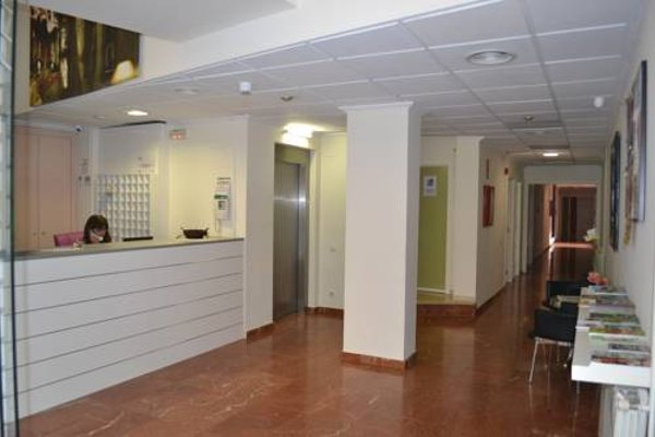 Residencia Universitaria Tagaste - фото 11