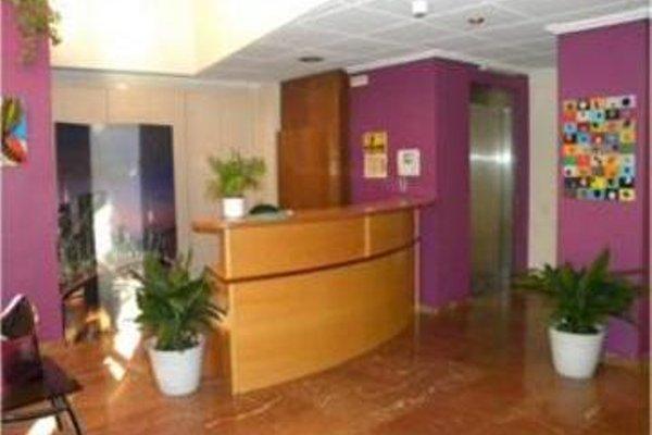 Residencia Universitaria Tagaste - фото 12