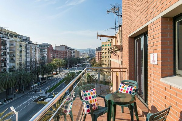 Apartments Sata Olimpic Village Area - фото 21