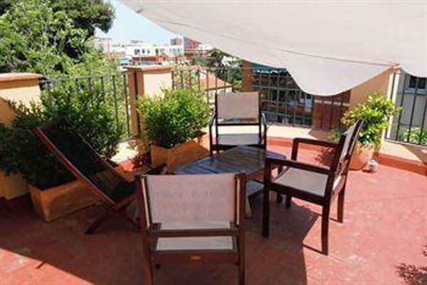 Feetup Garden House Hostel Barcelona - 19