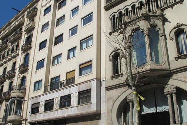 Deco - Diagonal Apartments - фото 23