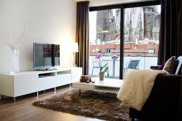 Апартаменты Sensation Sagrada Familia - фото 10