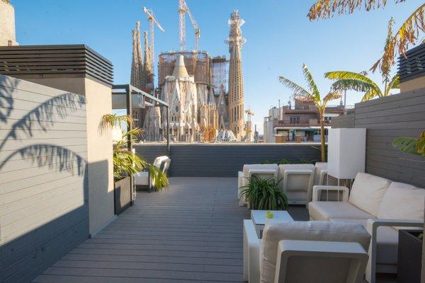 Апартаменты Sensation Sagrada Familia - фото 23