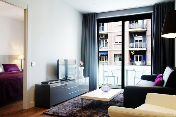 Апартаменты Sensation Sagrada Familia - фото 7
