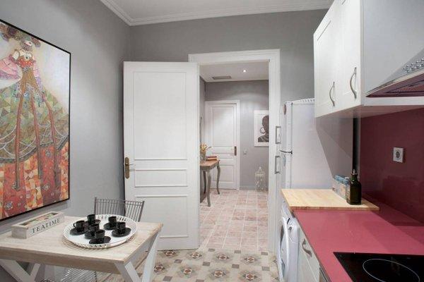 BCN Rambla Catalunya Apartments - фото 16