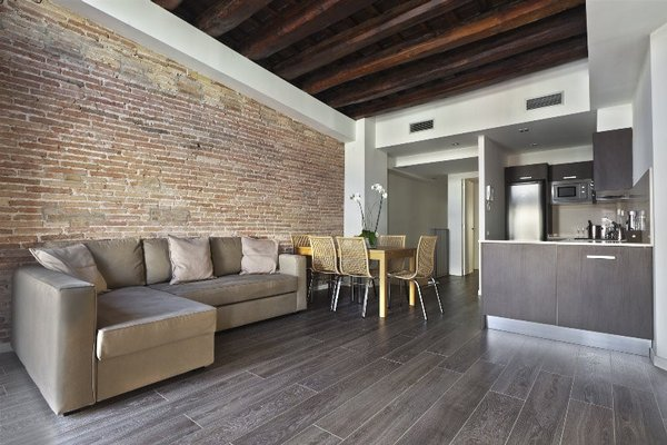 Apartamentos Med Ramblas - фото 15