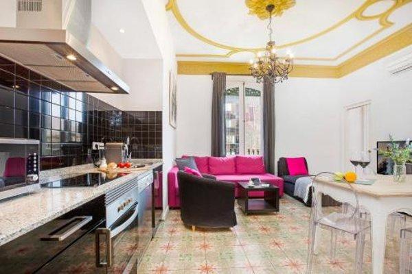 Central Suites Barcelona - фото 17