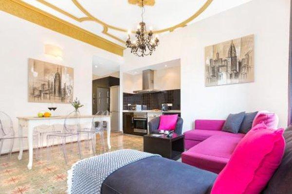 Central Suites Barcelona - фото 4