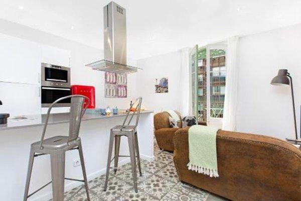 Central Suites Barcelona - фото 6