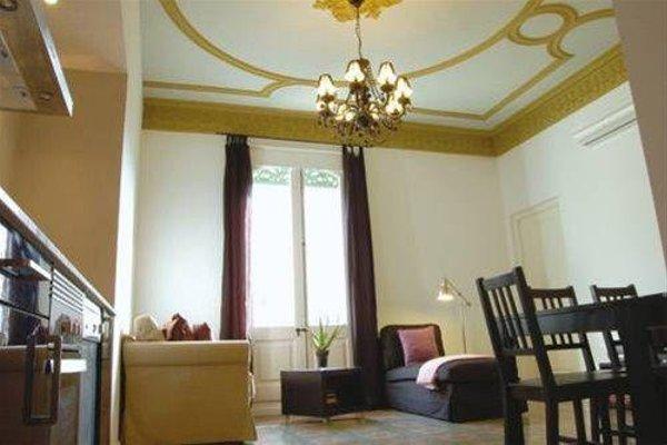 Central Suites Barcelona - фото 9