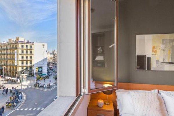 Fisa Rentals Ramblas Apartments - фото 10