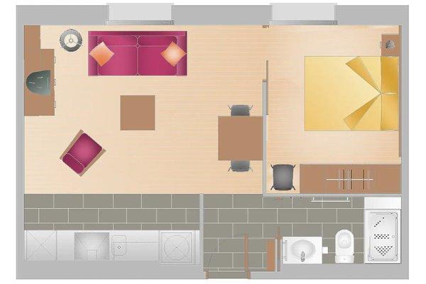 Fisa Rentals Ramblas Apartments - фото 12