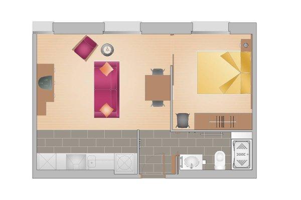 Fisa Rentals Ramblas Apartments - фото 16