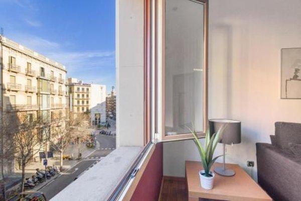 Fisa Rentals Ramblas Apartments - фото 18