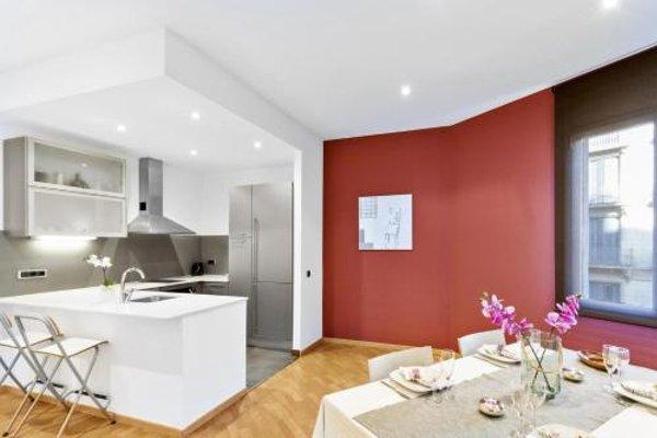 Fisa Rentals Ramblas Apartments - фото 20