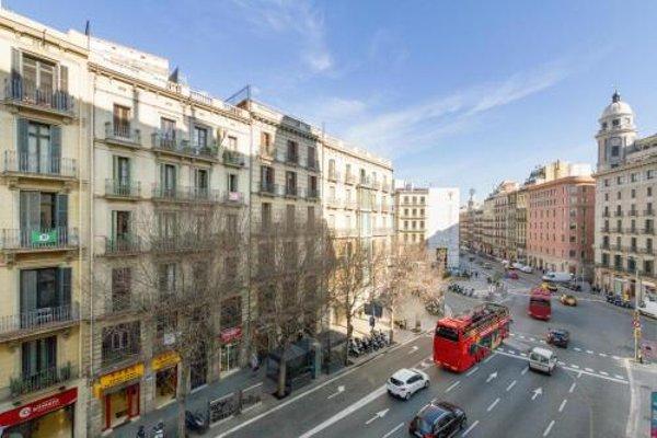 Fisa Rentals Ramblas Apartments - фото 22